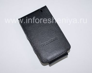 Buy The original leather case opens vertically Wallet Case for BlackBerry 8300/8310/8320 Curve