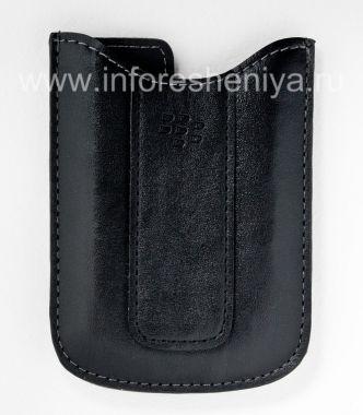 Buy Original Leather Case-pocket Vinyl Pocket Case for BlackBerry 8300/8310/8320 Curve