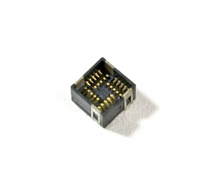 Connector chamber for the BlackBerry 8520/9300 Curve
