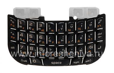 Buy Russian keyboard BlackBerry 8520 Curve
