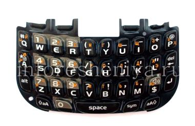 Buy Russian keyboard BlackBerry 9300 Curve 3G (engraving)