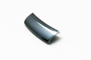 The original part of the housing U-cover for BlackBerry 9300 Curve 3G, Dark metallic (Sharcoal)