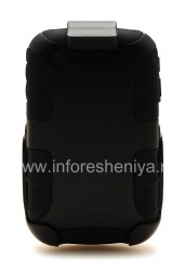 Corporate Case higher level of protection + Holster Seidio Innocase Rugged Holster Combo for BlackBerry 8520/9300 Curve, Black