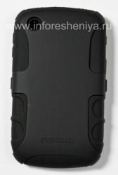 Corporate Case ruggedized Seidio Innocase Active X for BlackBerry 8520/9300 Curve, Black