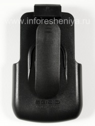 Branded Holster Seidio Innocase Active X Holster for corporate cover Seidio Innocase Active X for BlackBerry 8520/9300 Curve, Black