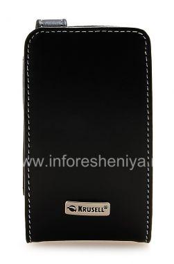 Buy Signature Leather Case Krusell Orbit Flex Multidapt Leather Case for the BlackBerry 8520/9300 Curve