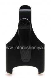 Case-Holster Funda giratoria para BlackBerry 8800/8820/8830, Negro (Negro)