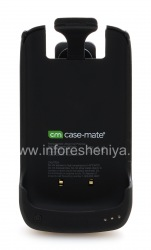 Corporate Case Battery-Case-Mate Fuel Holster Case for BlackBerry Curve 8900, Black