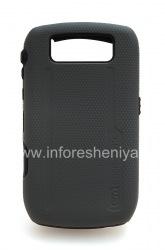 Corporate Case ruggedized Case-Mate Hybrid for BlackBerry Curve 8900, Black