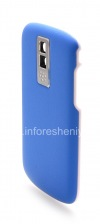 """Photo 11 — Colour housing for BlackBerry 9000 Bold, Blue Brushed, cover """"skin"""""""