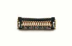 Connector LCD-display (LCD connector) for BlackBerry 9100/9105 Pearl 3G