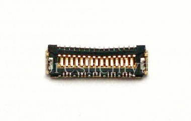 Buy Connector LCD-display (LCD connector) for BlackBerry 9100/9105 Pearl 3G