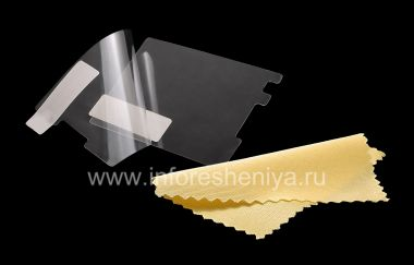 Buy A transparent protective film for BlackBerry 9100/9105 Pearl 3G