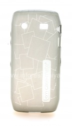 Corporate Silicone Case compacted Case-Mate Gelli for BlackBerry 9100/9105 Pearl 3G, Gray