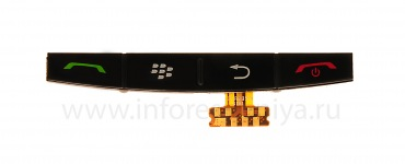 Original Keyboard for BlackBerry 9500/9530 Storm, The black