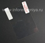 The protective film on the screen for BlackBerry 9500/9530 Storm, Transparent