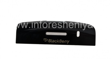 Part of the hull Top-cover for BlackBerry 9520/9550 Storm2, The black