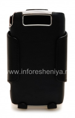 Buy Brand exclusive leather case with holster Verizon Shell / Holster Combo for BlackBerry 9520/9550 Storm2
