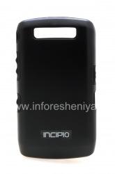 Corporate Case ruggedized Incipio Silicrylic for BlackBerry 9520/9550 Storm2, Black