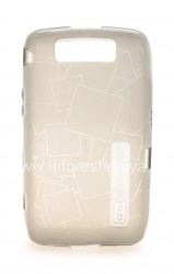 Corporate Silicone Case compacted Case-Mate Gelli Case for Blackberry 9520/9550 Storm2, Gray