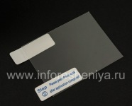 A transparent protective film for BlackBerry 9630/9650 Tour, Transparent