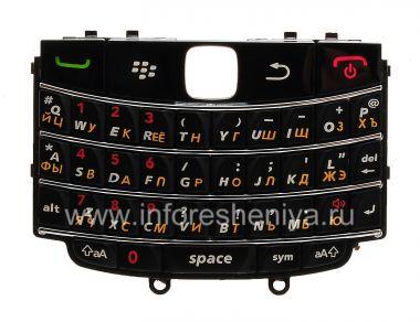 Buy Russian keyboard BlackBerry 9650 Tour
