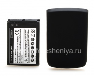 High Capacity Battery for BlackBerry 9700/9780 Bold, The black