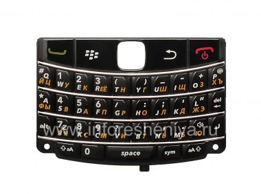 Buy Russian keyboard BlackBerry 9700 Bold with thick letters