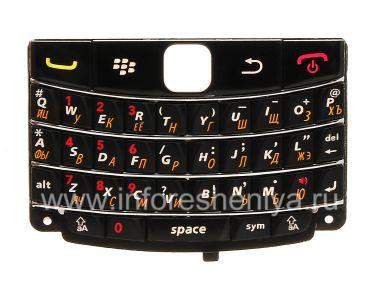 Buy Russian keyboard BlackBerry 9700/9780 Bold thin letters