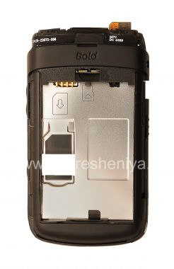 Buy The middle part of the original case without hole for the camera for BlackBerry 9700/9780 Bold