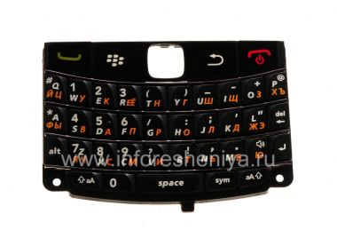 Buy Russian keyboard BlackBerry 9780 Bold with thick letters