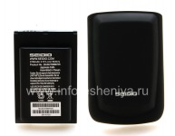 Corporate high-capacity battery Seidio Innocell Extended Battery for BlackBerry 9700/9780 Bold, The black