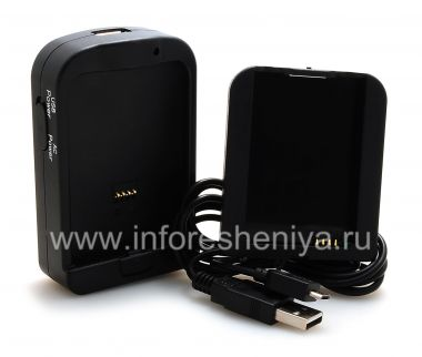 Buy Brand Integrated Charger Seidio Multi-Function Charger M-S1 for BlackBerry
