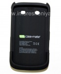 企业案例电池案例队友燃料精简版案例BlackBerry 9700 / 9780 Bold, 黑(黑)