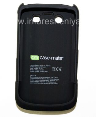 Buy Corporate Case Battery-Case-Mate Fuel Lite Case for BlackBerry 9700/9780 Bold