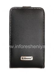 Signature Leather Case Krusell Orbit Flex Multidapt Leather Case for the BlackBerry 9700/9780 Bold, Black