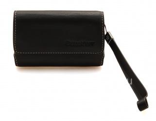 Original Leather Case Bag Premium Leather Folio for BlackBerry, Black