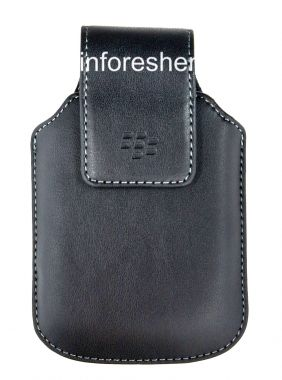 Buy The original leather case with clip Sythetic Swivel Holster for BlackBerry