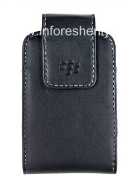 Buy The original leather case with clip Leather Swivel Holster for BlackBerry