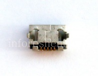 USB-connector (Charger Connector) T13 for BlackBerry