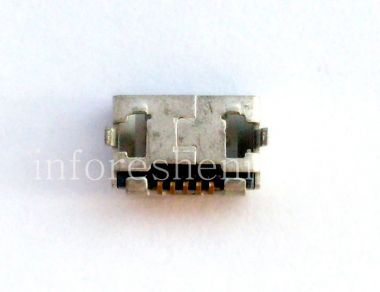 Buy USB-connector (Charger Connector) T13 for BlackBerry