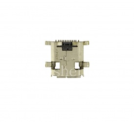 USB-connector (Charger Connector) T14 for BlackBerry
