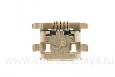 Buy USB-connector (Charger Connector) T3 for BlackBerry