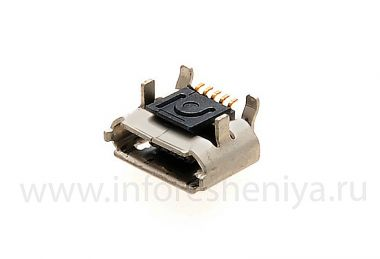 Buy USB-connector (Charger Connector) T8 for BlackBerry