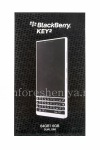 Smartphone Box BlackBerry KEY2 LE, 2 SIM, 64 GB, Silver