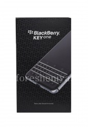 Smartphone Box BlackBerry KEYone, The black