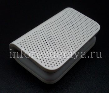 The original portable audio system / speakerphone Mini Stereo Speaker for BlackBerry