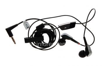 Original headset 3.5mm Premium Stereo Headset for BlackBerry