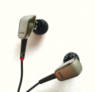 Buy Exclusive Headset Porsche Design 3.5mm Premium Single Button Headset for BlackBerry