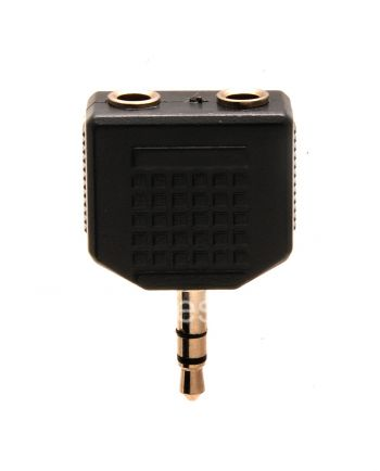 Audio Splitter Y-adapter for BlackBerry